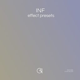 Cover of track Effect Presets by AT Resource Collective