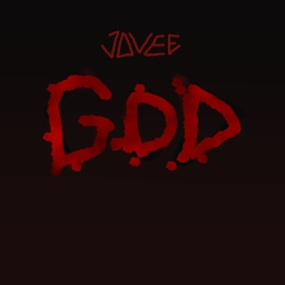 Cover of track joVee - GOD by joVee.