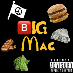 Cover of track BIG MAC by DJ Khaled West