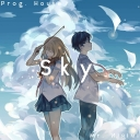 Cover of album Sky: The Trilogy by Rin Minato
