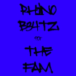 Cover of track For the Fam by RH1N0B34TZ
