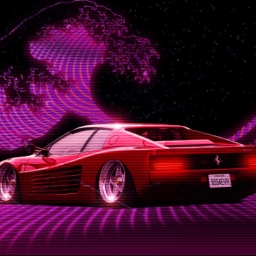 Cover of track testarossa by TteeraBeats
