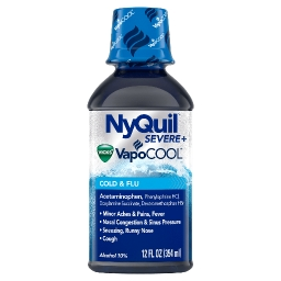 Cover of track Nyquil by Reskagos