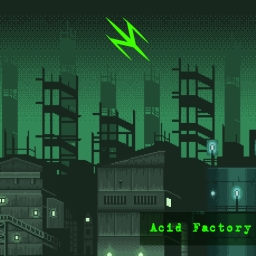 Cover of track Acid Factory by Jetdarc [Album Soon]