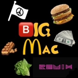 Cover of track Big Mac Remix by (WS)Xtra (ツ)