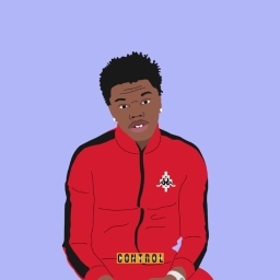 Cover of track HARDEST - ATBeats (Lil Baby type beat) by Prod.ATBeatZ (AT&Reason)