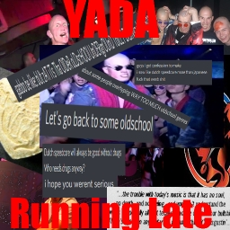 Cover of track Going Fast by YADA