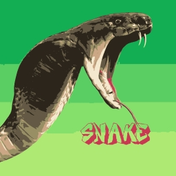Cover of track joVee - SNAKE by joVee