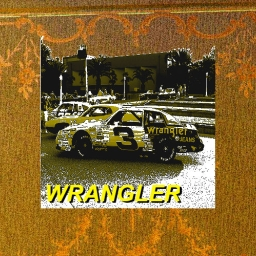 Cover of track WRANGLER by .vistamas ☁