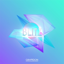 Cover of track Blitz by Gravidon