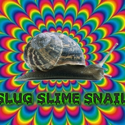 Cover of track Slug Slime Snail by PsySeeD