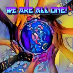 Cover of track We are all one! by PsySeeD
