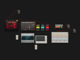 Cover of track C R A N K by dirtysanchez