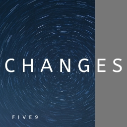 Cover of track CHANGES by FIVE9