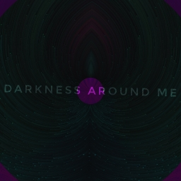 Cover of track darkness around me by iseewaves
