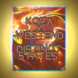 Cover of track Distinct States by Koza✨
