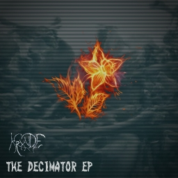 Cover of track THE DECIMATOR by VOLEN