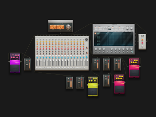 Cover of track tecrounddrum by beats by flacko