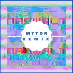 Cover of track stuck (another remix) by ItsMyton
