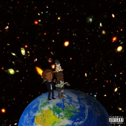 Cover of track 7. Outerspace by $xmmyy