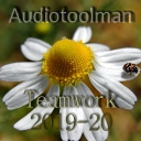 Cover of album Teamwork 2019-20 by AudiotoolMan