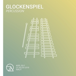 Cover of track Glockenspiel Percussion by Audio Resource Collective