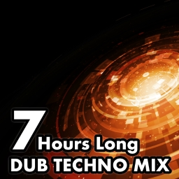 Cover of album Dub-Techno || Youtube Playlist by audiotool