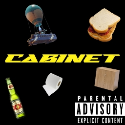 Cover of track CABINET by DJ Khaled West
