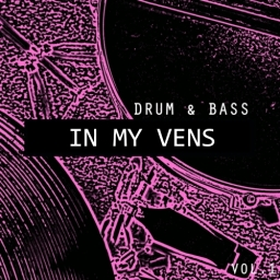 Cover of album Drum N Bass In My Vens. by Rratewerani