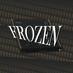 Cover of track FROZEN by ᴠɪꜱᴛᴜʀᴋᴇʏ ☁