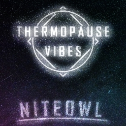 Cover of track Thermopause vibes by niteowl never nuts