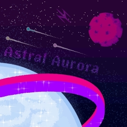 Cover of track Astral Aurora Title Theme by Jetdarc