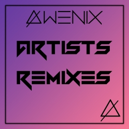 Cover of album AWENIX Artists remixes by AWENIX