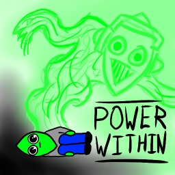 Cover of track Power Within by Mindless_Mint
